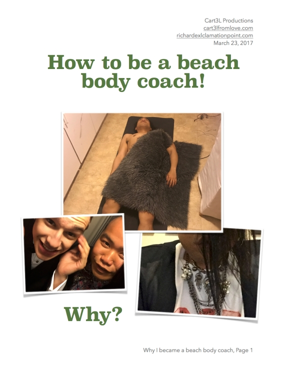Beachbody coach