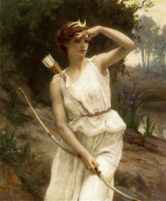 Diana_the_Huntress_-_Guillaume_Seignac