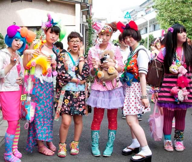 TokyoFashionHarajukuGroup